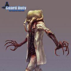 Second Zombie Concept.