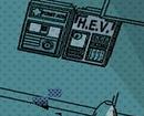 Aperture HEV panel