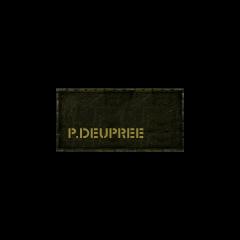 P. Deupree's trunk top.