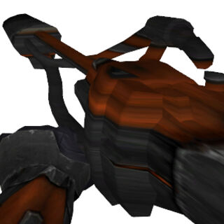 Viewmodel, with incorrect textures.