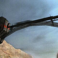 Bridge along the coast (based on the <a href=