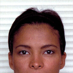 Jamil Mullen's picture used as Alyx's face texture.