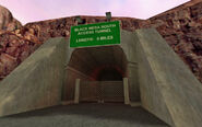 South Access Tunnel