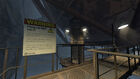 Warning sign Test Shaft 09 Portal 2