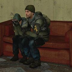 Second <i>Half-Life 2</i> appearance.