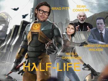 Half Life the movie