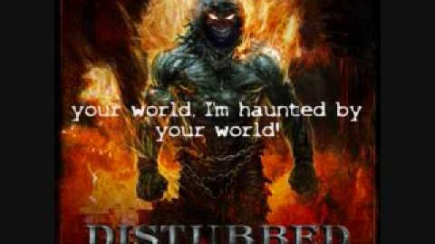 Haunted - Disturbed With Lyrics