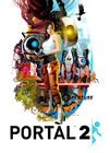 Portal2 poster 70s