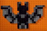Lego credits logo batman