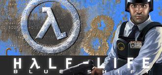 Half-Life Blue Shift header