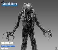 Securityguardzombie
