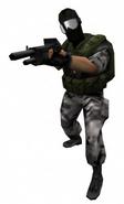 Balaclava soldier hd