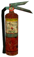 Fire Extinguisher w