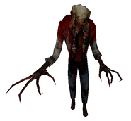 HL2Classic zombie