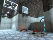 Portal TFV mappack screenshot