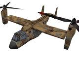 Конвертоплан Osprey