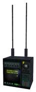 Радио HECU с 2 антеннами