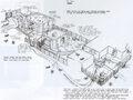 Depot yard plan