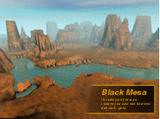 Désert de Black Mesa
