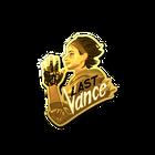 Sticker Last Vance (Gold)