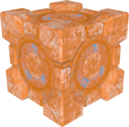 Propulsion Gel Cube