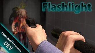 Guard Duty Flashlight - Early WIP Demo