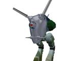 Zentraedi Tactical Battle Pod
