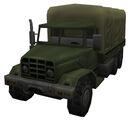 Decay cargo truck