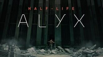Half-Life Alyx Announcement Trailer