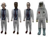 Équipe scientifique de Black Mesa