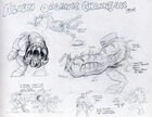 Alien Organic Chainsaw