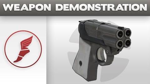 Weapon Demonstration Shortstop