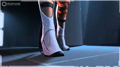 Portal 2 - Сапоги прыгуна (официальная русская версия)