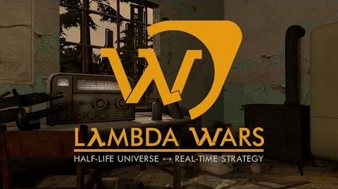 Lambda Wars Trailer The New Revision