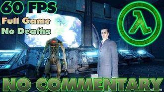 Half-Life PROSPEKT - Full Game Walkthrough