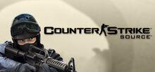 Counter Strike Source Logo