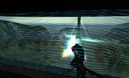 Emplacement Gun NP bunker fire