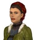 Alyx caucasian bust