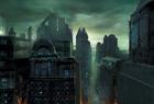 City 17 buildings from Vertigo