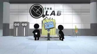 The Lab - Trailer VR, HTC Vive
