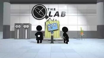 The Lab - Trailer VR, HTC Vive