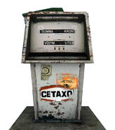 Gas pump Cetaxo