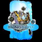 The Lab Slingshot loading