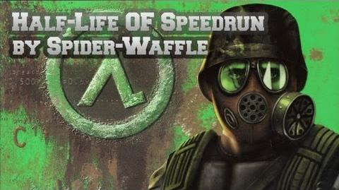 Half-Life Opposing Force - Speedrun by Spider-Waffle
