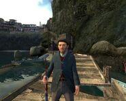 Hl2 lostcoast fisherman