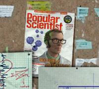 Popular scientist