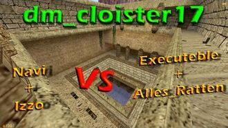 """HLDM """"dm cloister17"""" - Navi Izzo VS Executeable Alles Ratten"""
