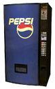 Vending machine Pepsi