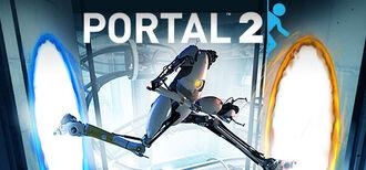 Portal 2 header
