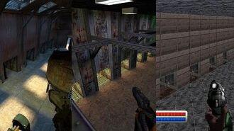 Half-Life 2 Deathmatch Marathon - Halls3 Evolution